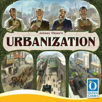 Urbanization Board Game
