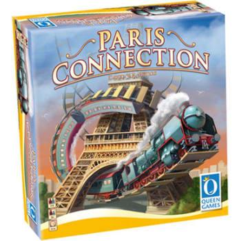 Paris Connection Board Game