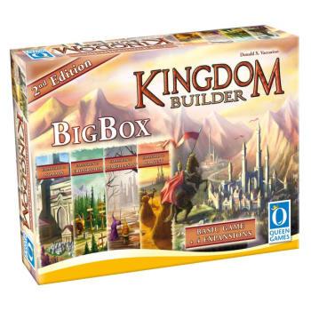 Kingdom Builder: Big Box Second Edition
