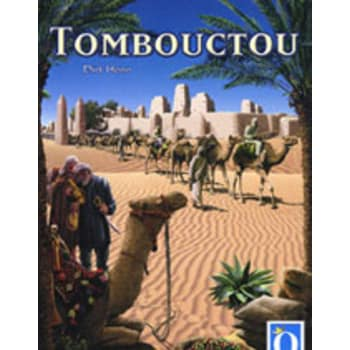 Timbuktu (Tombouctou) Board Game
