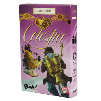 Celestia: A Little Help Expansion