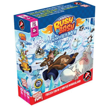 Rush & Bash: Winter is Now Expansion