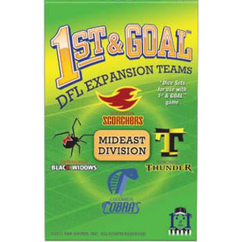 1st & Goal: Mideast Division Expansion