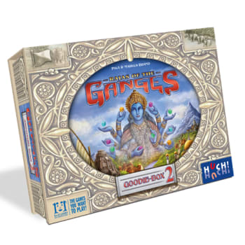 Rajas of the Ganges: Goodie Box 2 Expansion