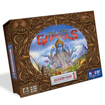 Rajas of the Ganges: Goodie Box 1 Expansion