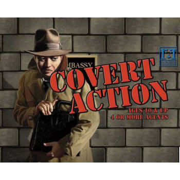 Covert Action Card Game