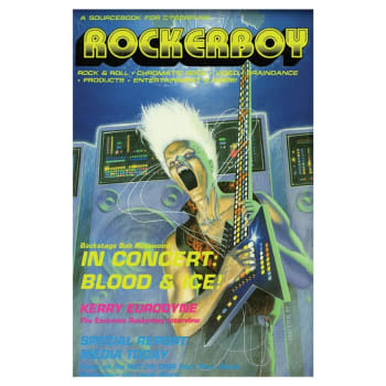 Cyberpunk 2020: Rockerboy