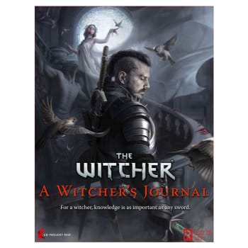 The Witcher RPG: A Witcher's Journal