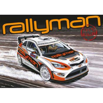[DIS] Rallyman Board Game