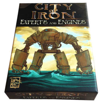 City of Iron: Experts and Engines Expansion