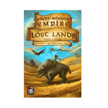Eight-Minute Empire: Lost Lands Expansion