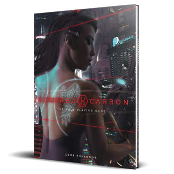 Altered Carbon RPG: Standard Edition