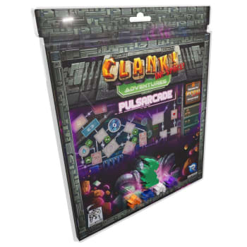 Clank! In! Space!: Adventures - Pulsarcade Expansion