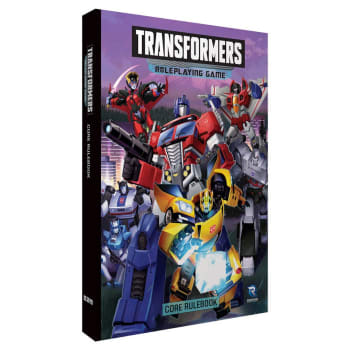Transformers RPG: Core Rulebook