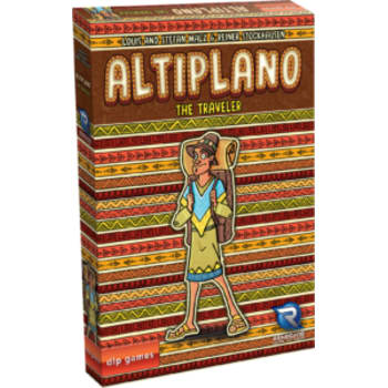 Altiplano: The Traveler Expansion (Ding & Dent)