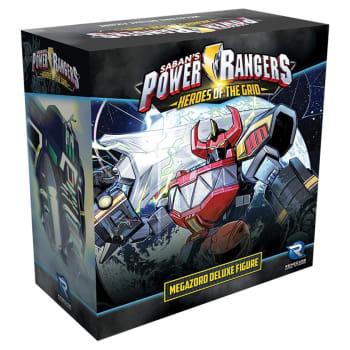 Power Rangers: Heroes of the Grid - Megazord Figure