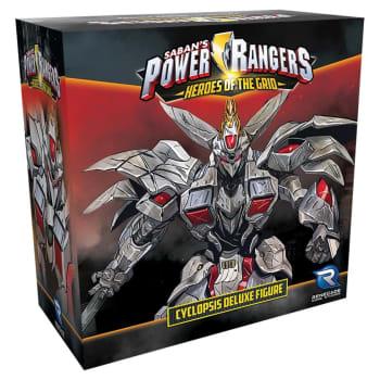Power Rangers: Heroes of the Grid - Cyclopsis Figure