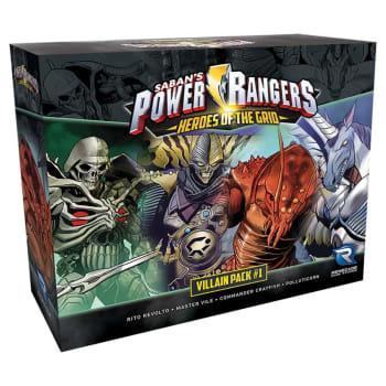 Power Rangers: Heroes of the Grid - Villain Pack 1
