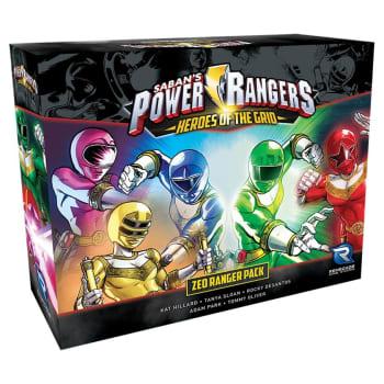Power Rangers: Heroes of the Grid - Zeo Rangers pack
