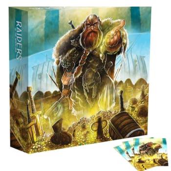 Raiders of the North Sea Collector's Box