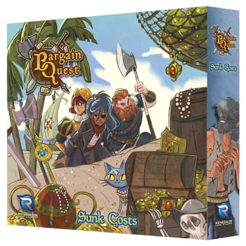 Bargain Quest: Sunk Costs Expansion