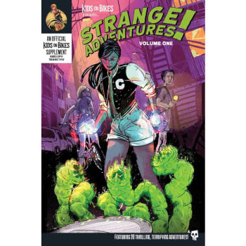Kids on Bikes: Strange Adventures Volume One