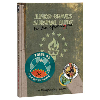 Junior Braves: Survival Guide to the Apocalypse