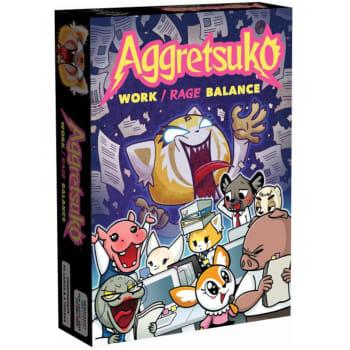 Aggretsuko: Work/Rage Balance