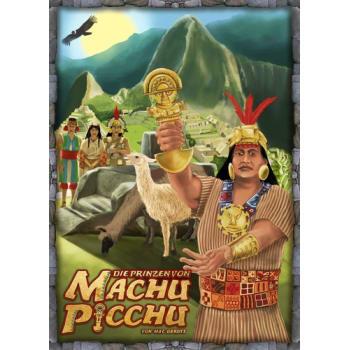 Princes of Machu Picchu Board Game