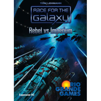 Race for the Galaxy: Rebel vs Imperium Expansion