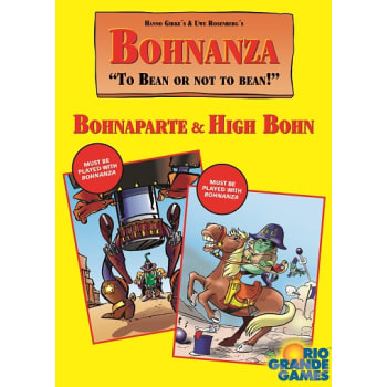 Bohnanza: Bohnaparte & High Bohn Expansion