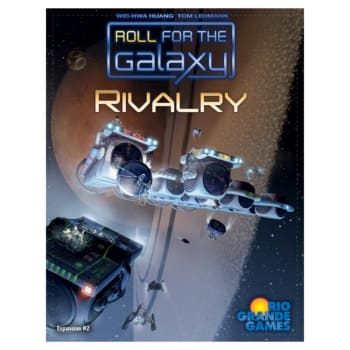 Roll for the Galaxy: Rivalry Expansion