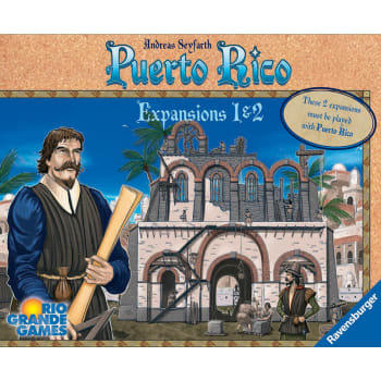 Puerto Rico: Expansions 1 and 2