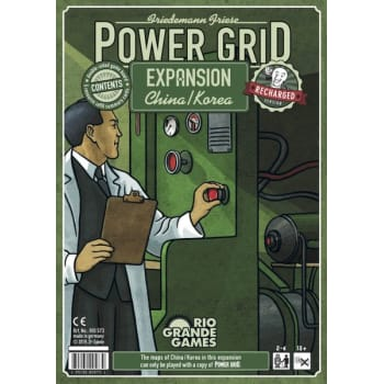 Power Grid Recharged: China and Korea Expansion
