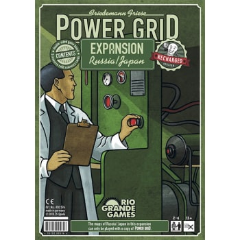 Power Grid Recharged: Russia and Japan Expansion