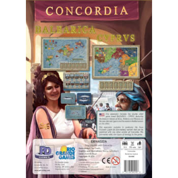Concordia: Balearica/Cyprus Expansion