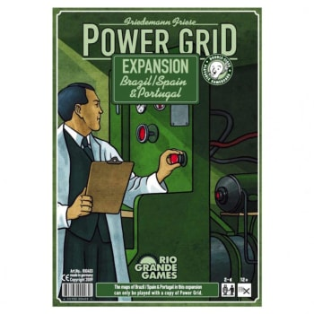 Power Grid Recharged: Brazil/Spain & Portugal