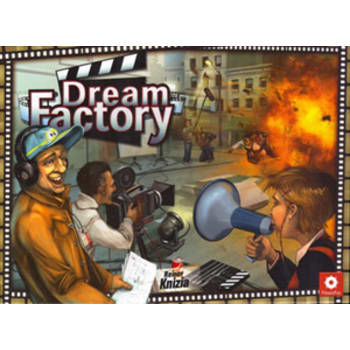 Dream Factory Board Game
