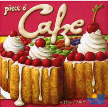 Piece o' Cake Board Game