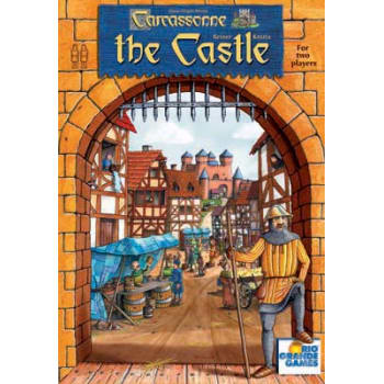 Carcassonne: The Castle Board Game