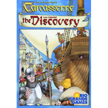 Carcassonne: The Discovery Board Game