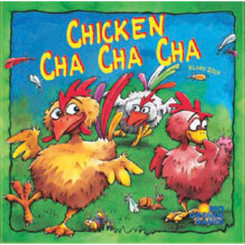 Chicken Cha Cha Cha Board Game