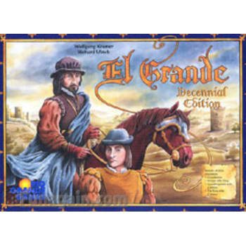 El Grande - Decennial Edition Board Game