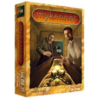 Mykerinos Board Game