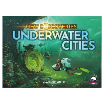 Underwater Cities: New Discoveries Expansion