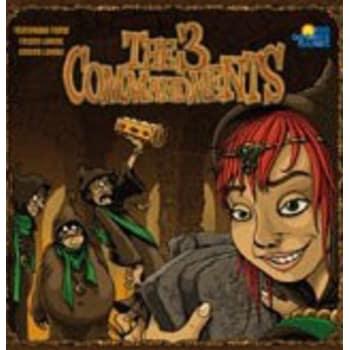 The 3 Commandments Rio Grande Games