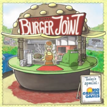 Burger Joint Board Game