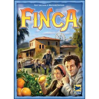 Finca Board Game
