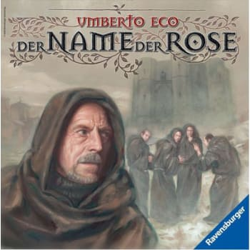 Name of the Rose Board Game