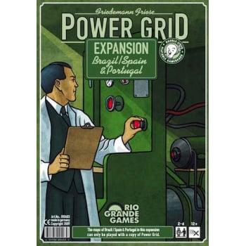 Power Grid: Brazil/Iberia Expansion